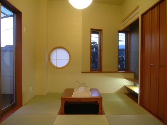 趣のある現代和室