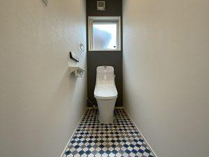 トイレの空間には個性が詰まってます・・その①